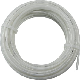 500 Black Nylon Tubing Natural