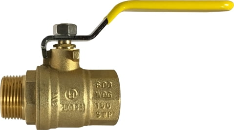 MIP X FIP 600# Full Port Ball Valve