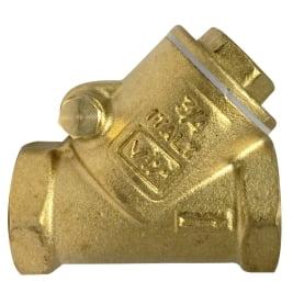 Y-Pattern Swing check valve