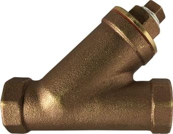 Class 150 Bronze Y-Pattern Strainer