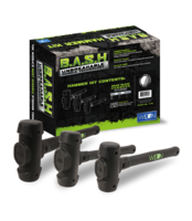 B.A.S.H Dead Blow Hammer Kit
