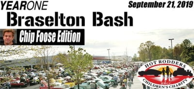 Braselton Bash with Chip Foose