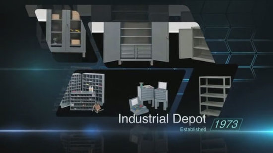 How To: Industrial Depot, Mobile Bolt Bins, Heavy Duty Cabinits, Tim Strange