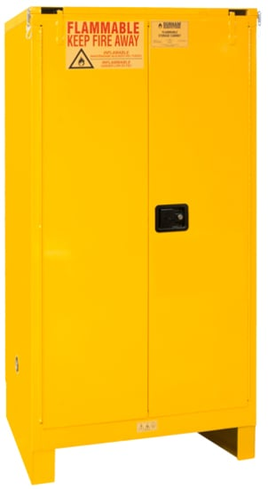 Flammable Safety Cabinet, Durham Mfg