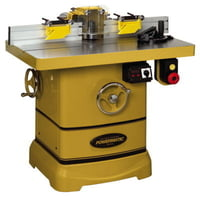 PM2700 Shaper, 5HP 3PH 230/460V, DRO, Casters