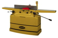 "PJ-882HH, 8"" Parallelogram Jointer, 2HP 1PH 230V, Helical Cutterhead"