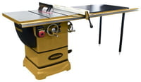 "PM1000 Tablesaw, 1-3/4HP 1PH 115V, 52"" Accu-Fence System with Riving Knife"