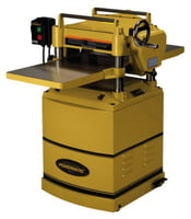 "15HH, 15"" Planer, 3HP 1PH 230V, no DRO"