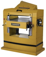 "201HH, 22"" Planer, 7.5HP 1PH 230V, Helical Head"