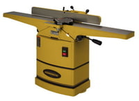 "54A, 6"" Jointer, 1HP 1PH 115/230V, Quick-Set Knives"