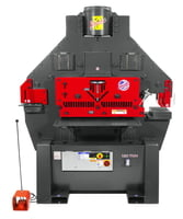 120 Ton Ironworker Int'l - 3 Ph, 380 V, 50 Hz with PowerLink