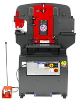 40 Ton Ironworker 3 Phase, 208 Volt with PowerLink