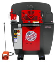 55 Ton Ironworker 3 Phase, 230 Volt with PowerLink