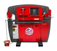 65 Ton Ironworker 3 Phase, 575 Volt with PowerLink