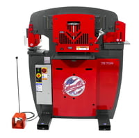 75 Ton Ironworker 1 Phase, 230 Volt with PowerLink
