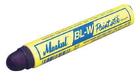 Paintstik BL-W Markers, 11/16 in X 4 3/4 in, Blue, 12 per Box