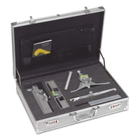 Contour Worker Kit, #1 Mrker;Radius Mrker;#7 Centring Head;Level;Soapstone Holdr