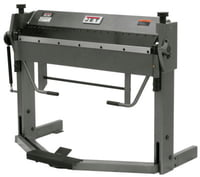 "BPF-1450, 50"" x 14 Gauge Box & Pan Brake With Foot Clamp"
