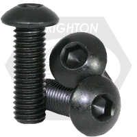 M3-0.5 x 6 BUTTON HEAD SOCKET CAP SCREW 10.9 PLN