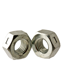1/4-20 REVERSIBLE LOCKNUT ZINC
