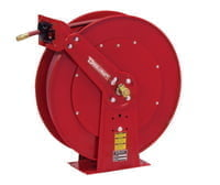 Heavy Duty Spring Retractable Hose Reels, 1/2 in x 100 ft
