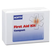 Compact First Aid Kits, 26-Piece, Plastic Case