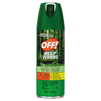 Deep Woods Insect Repellent, 6 oz Aerosol