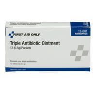 Triple Antibiotic Ointment, 0.5 g Individual Use Packets