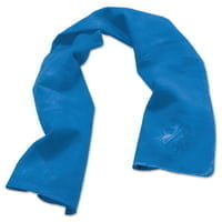 Chill-Its 6602 Evaporative Cooling Towels, 13 1/2 in X 29 1/2 in, Solid Blue