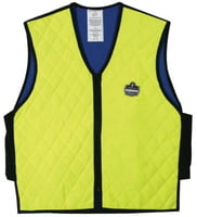 CHILL-ITS 6665 EVAPORATIVE COOLING VEST LRG LIME