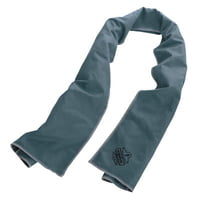 Chill-Its 6602MF Evaporative Micro-Fiber Cooling Towels, Gray