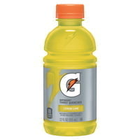 Thirst Quencher, Lemon-Lime, 12 oz, Bottle