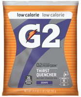 G2 Powder, Grape  Fruit Punch Variety Pack, 21 oz