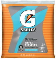 Instant Powder, Glacier Freeze, 21 oz, Pack