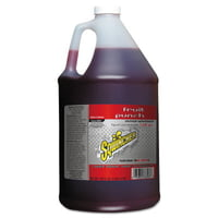 Liquid Concentrate, Fruit Punch, 32 oz Bottle, Yields 2.5 gal