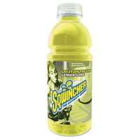 Ready-To-Drink, Lemon-Lime, 20 oz, Wide-Mouth Bottle