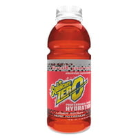 ZERO Ready-To-Drink, Fruit Punch, 20 oz, Bottle