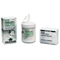 Confidence Plus Germicidal Cleaners, MSA Respirators