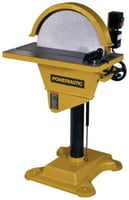 "DS-20, 20"" Disc Sander, 3HP 3PH 230/460V"