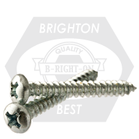 Phillips Truss Sheet Metal Screw