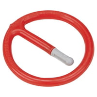 "Ret Ring 1.63"" Hub 1.50"" Groove 1-Piece Retaining Ring"