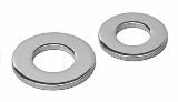 Chrome SAE Washers
