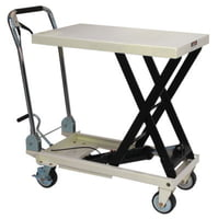 SLT-330F SCISSOR LIFT TABLE (TEXT)
