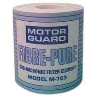 "Filter Elements, 1/2""(NPT), For Use with Motorguard M30 and M60"