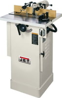 "JWS-22CS, Shaper, 1-1/2HP 1PH 115/230V, 1/2"" & 3/4"" Spindles"